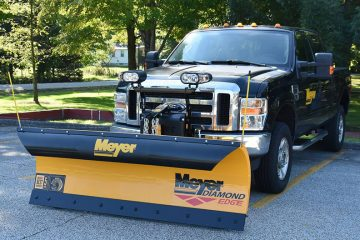 Meyer Snow Plows