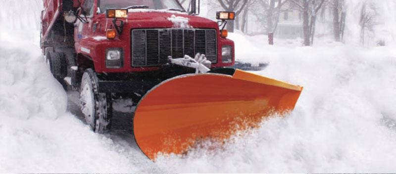 American Roads Machinery Snow Plows